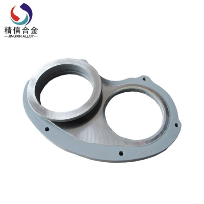 Factory price concrete pump spectacle wear plate and cutting ring manufacturer for Putzmeister, schwing, Cifa,Sermac
