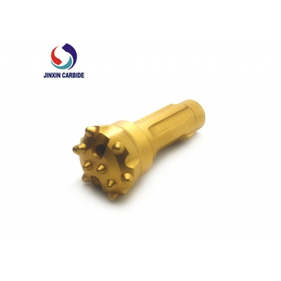 Low Air Pressure DTH Drill Bit , GD Series Mining DTH Hammer Bits
